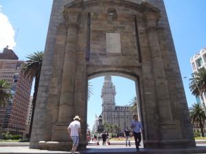 altes Stadttor Montevideo