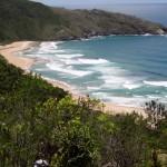 Florianopolis, einsamer Strand