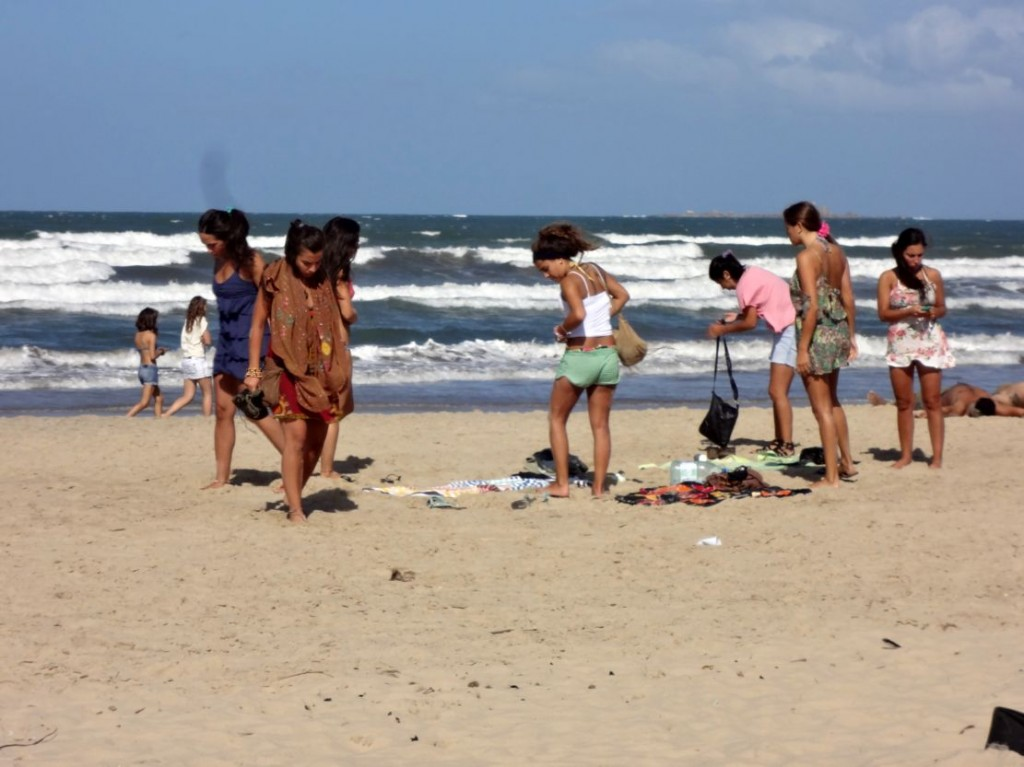 Vintage Mode Strandmode Südamerika