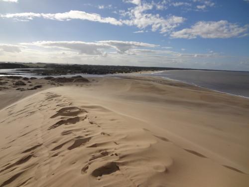 Barra de Valizas, Rocha, Uruguay - Playa, Medanos, Dünen