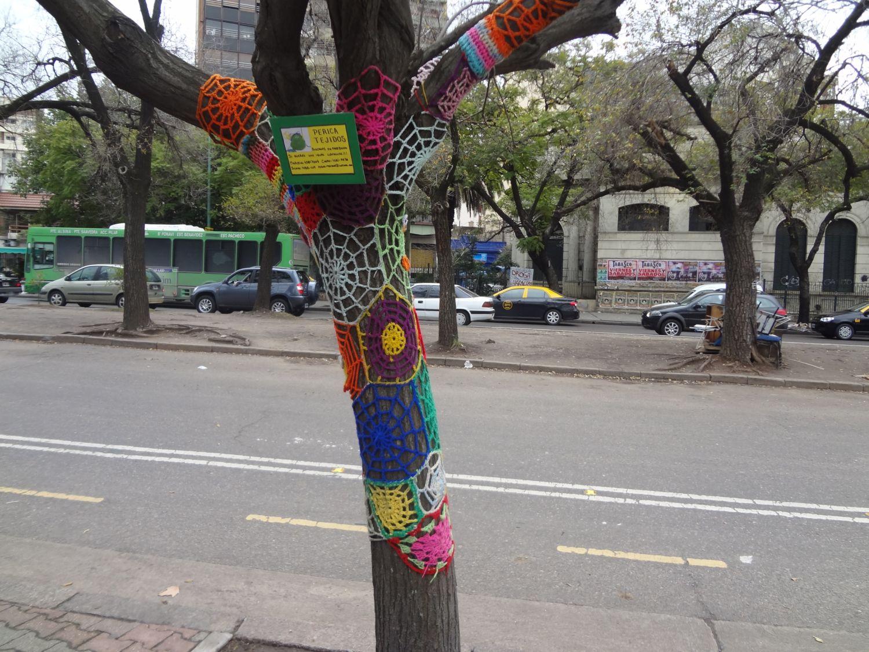 Strassenkunst Buenos Aires