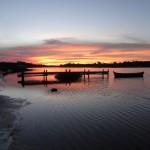 Uruguay Sonnenuntergang