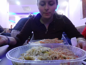 Chinesisch essen in Buenos Aires