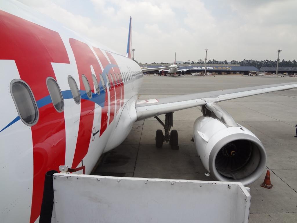 TAM Flugzeug