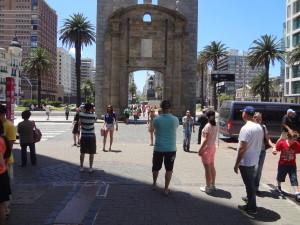 Montevideo altes Stadttor