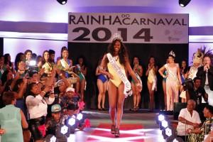 Concurso da rainha do carnaval de Porto Alegre 2013