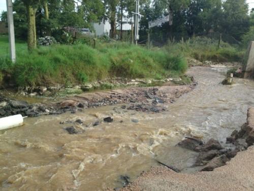 Hochwasser Südamerika
