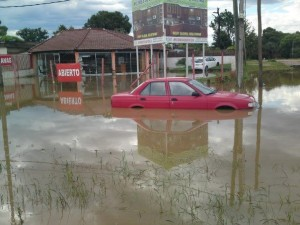 Hochwasser Uruguay 2014