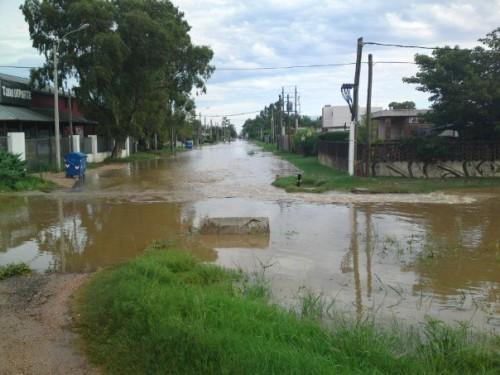 Hochwasser Uruguay