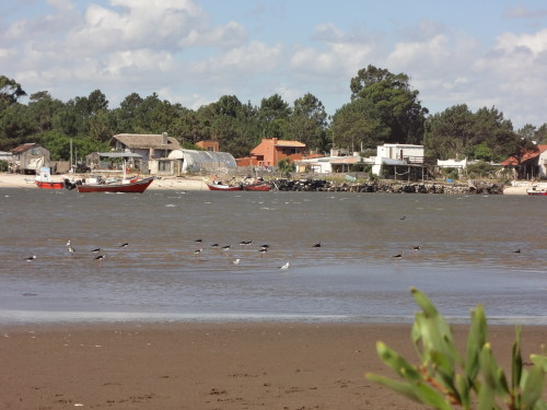 Fischerdorf Neptunia in Canelones Uruguay