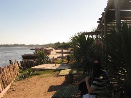 Relaxen am Fischerhafen Neptunia Urugua