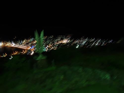 Piriapolis by night