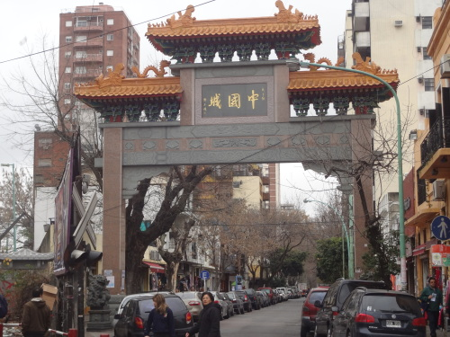 China Town Buenos Aires