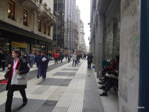Peatonal Florida Buenos Aires