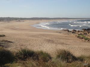 im Moment daheim in La Pedrera Uruguay
