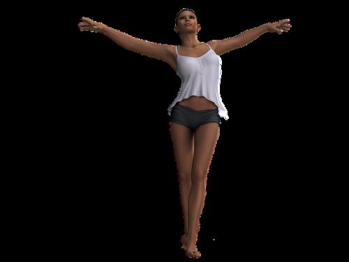 https://pixabay.com/de/frau-h%C3%BCbsch-freigestellt-freundlich-1143225/