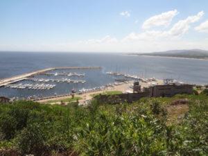 Hafen Piriapolis Uruguay