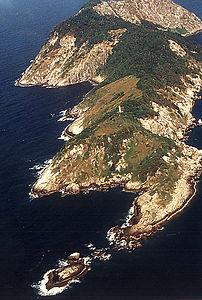 Insel des Todes Brasilien