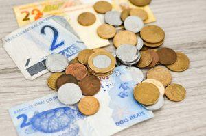 Brasilien Währung Münzen Real