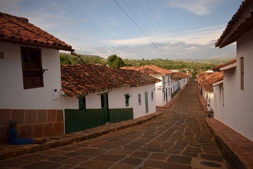 barichara-kolumbien