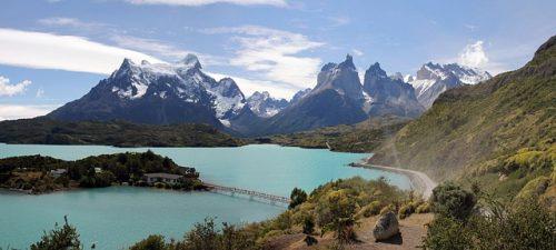 Chile Patagonien Boot Schiff Fähre