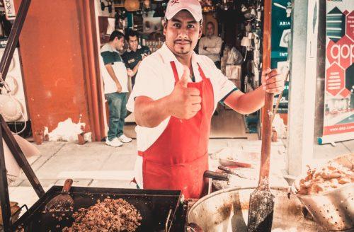 Mexiko Küchenchef